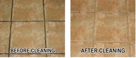 Ceramic Tile And Grout Cleaning Action Cleaning Solutions - Cleaning solution for ceramic tile floors